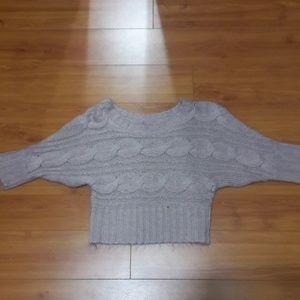 Tops - A lavender shirt